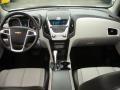 Jet Black/Light Titanium Dashboard Photo for 2010 Chevrolet Equinox #38711087