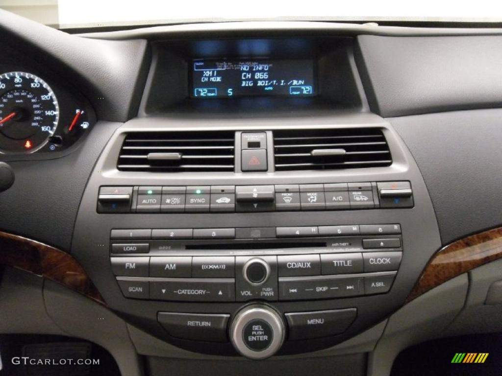 2011 honda accord ex l v6 sedan controls photo 38712207. Black Bedroom Furniture Sets. Home Design Ideas