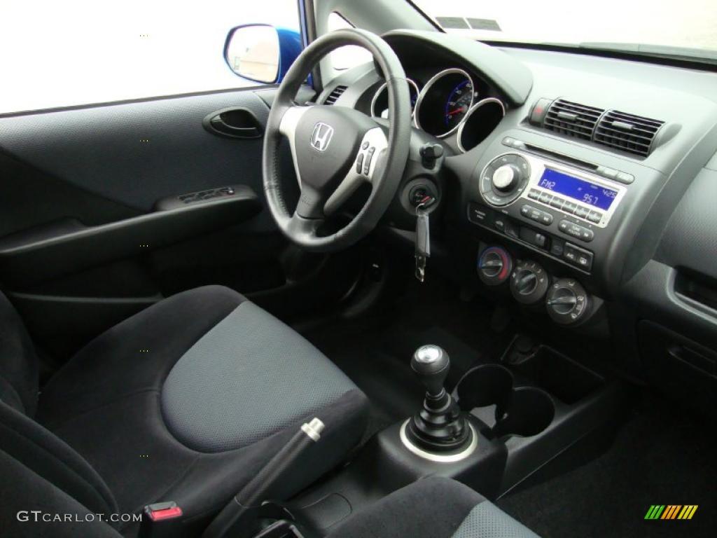 2008 Honda Fit Sport Interior Photo 38717743 Gtcarlot Com