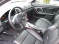 Off-Black 2007 Subaru Legacy Interiors