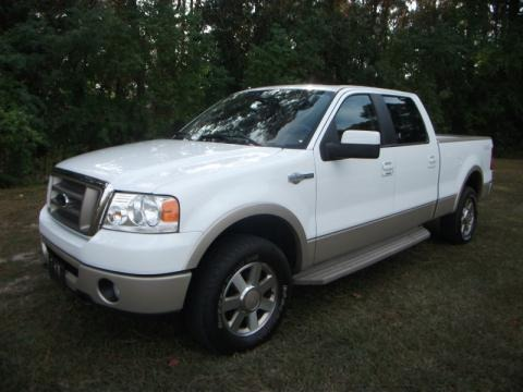2008 ford f150 king ranch supercrew 4x4 data info and specs. Black Bedroom Furniture Sets. Home Design Ideas