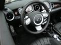 Lounge Carbon Black Leather 2010 Mini Cooper Interiors
