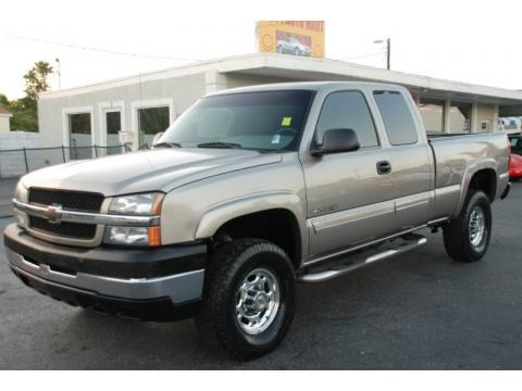 2003 chevrolet silverado 2500hd data info and specs. Black Bedroom Furniture Sets. Home Design Ideas