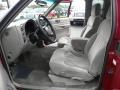 Graphite Interior Photo for 2002 Chevrolet S10 #38722563