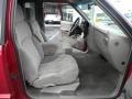 Graphite Interior Photo for 2002 Chevrolet S10 #38722579