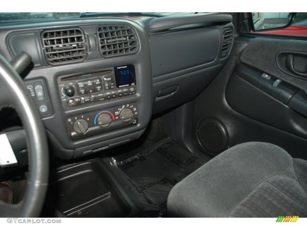 2004 Chevy Trailblazer Lt 4x4 Interior Car Interior Design