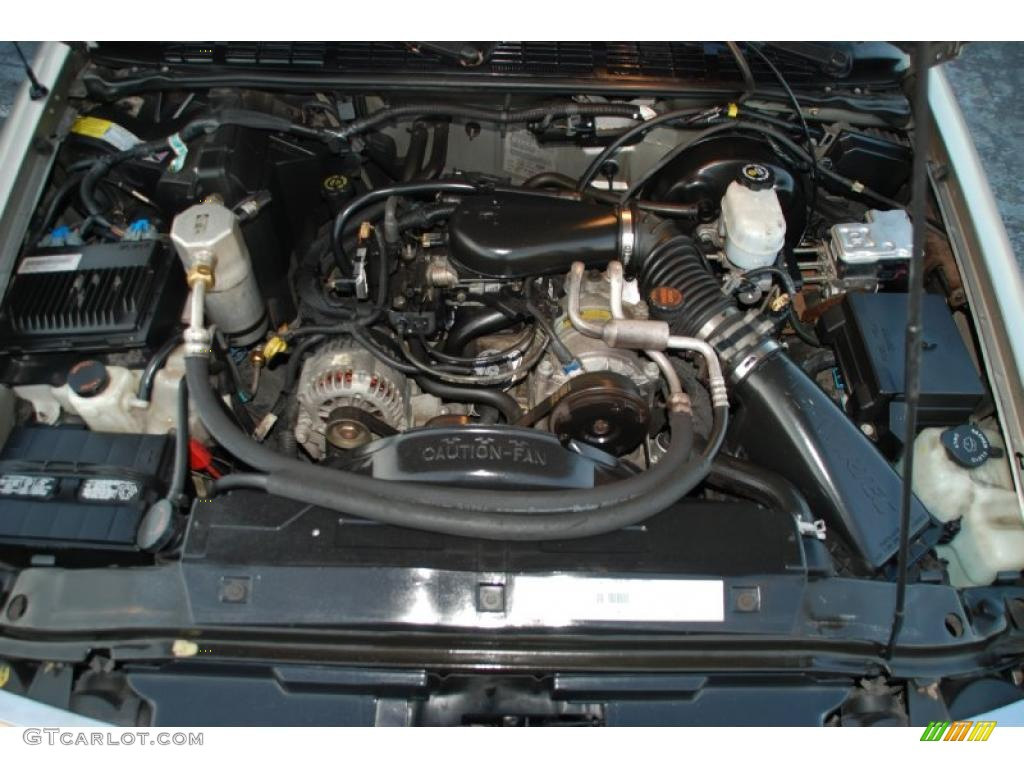 2000 chevy blazer engine diagram