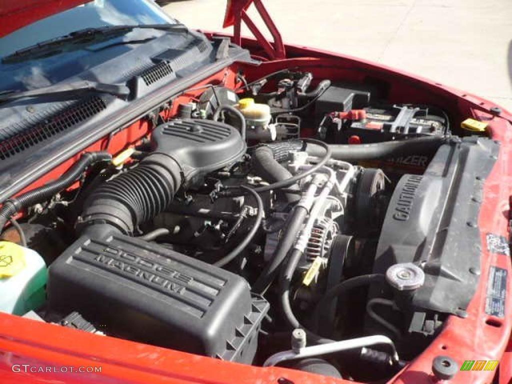 1998 Dodge Dakota Regular Cab Engine Photos