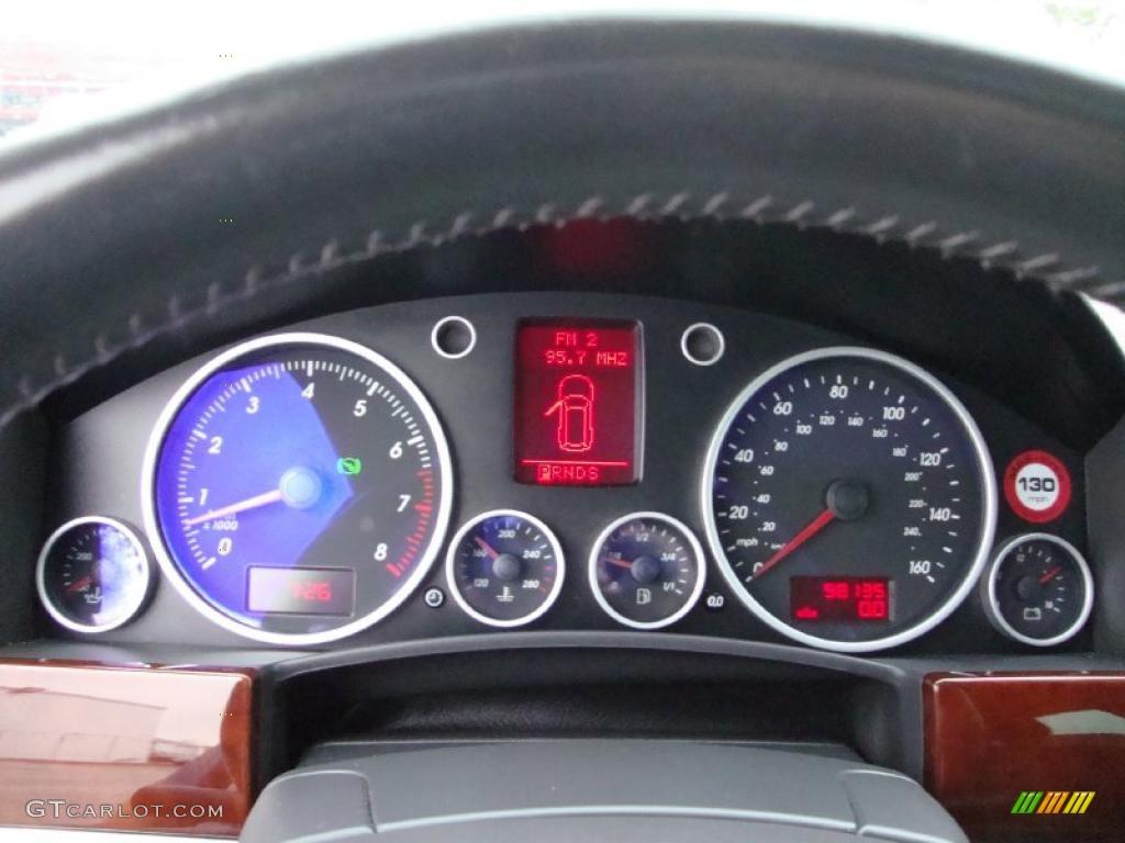 2004 volkswagen touareg v6 gauges photo 38724115. Black Bedroom Furniture Sets. Home Design Ideas