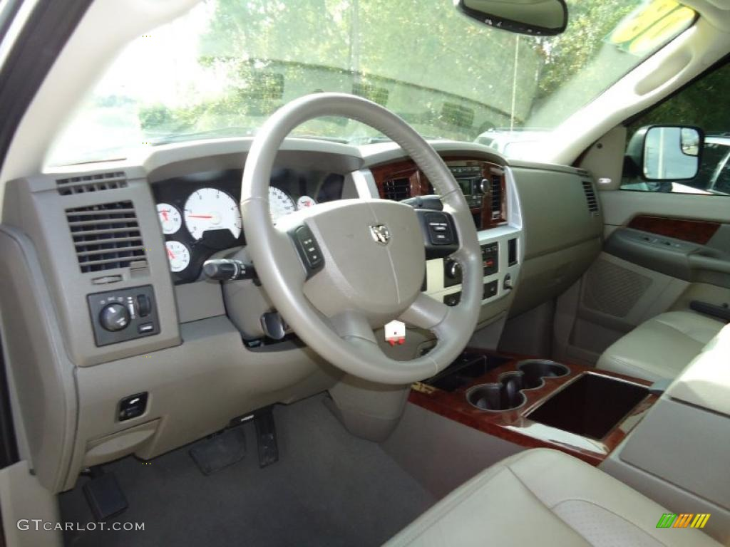 Medium slate gray interior 2008 dodge ram 2500 laramie mega cab 4x4 photo 38725927 gtcarlot com