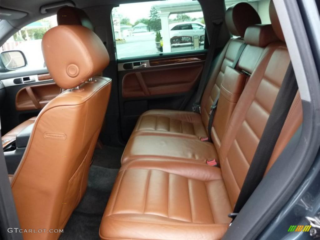 2004 Volkswagen Touareg V8 Interior Photo 38725939
