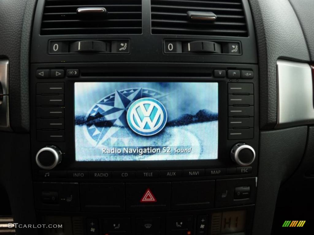 Volkswagen Touareg V8 20042004 Reflex Silver Fuse Box 2004 Navigation Photo 38726171