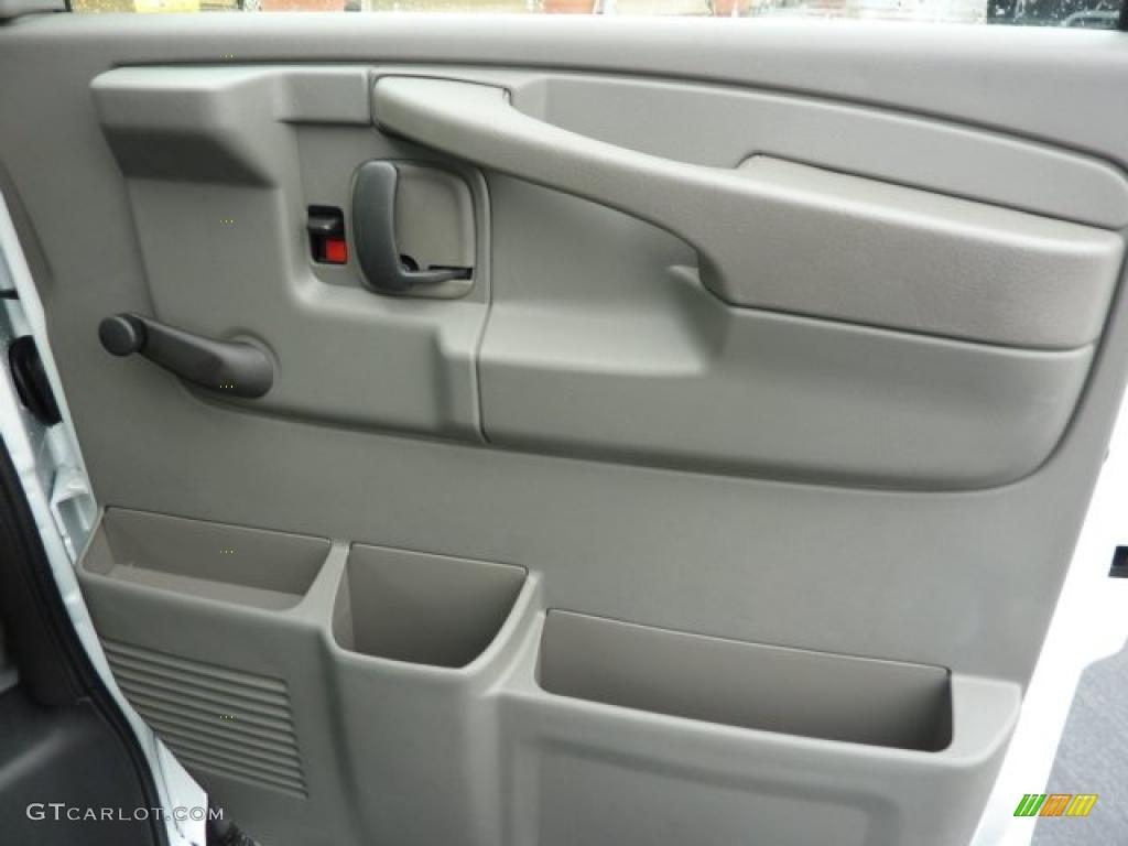 2011 Chevrolet Express 2500 Cargo Van Door Panel Photos