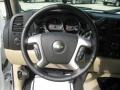 Light Cashmere/Ebony Accents Steering Wheel Photo for 2008 Chevrolet Silverado 1500 #38730743