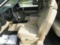 Light Cashmere/Ebony Accents Interior Photo for 2008 Chevrolet Silverado 1500 #38730775