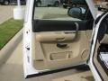 Light Cashmere/Ebony Accents Door Panel Photo for 2008 Chevrolet Silverado 1500 #38730811