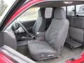 2004 Colorado LS Extended Cab Medium Dark Pewter Interior