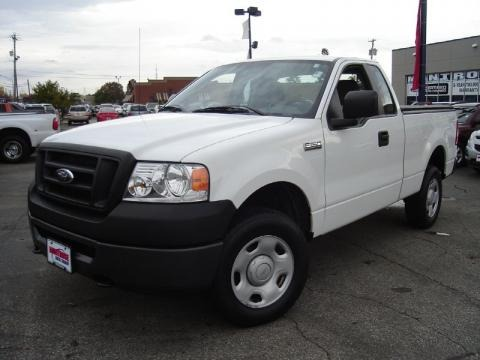 2008 ford f150 xl regular cab 4x4 data info and specs. Black Bedroom Furniture Sets. Home Design Ideas