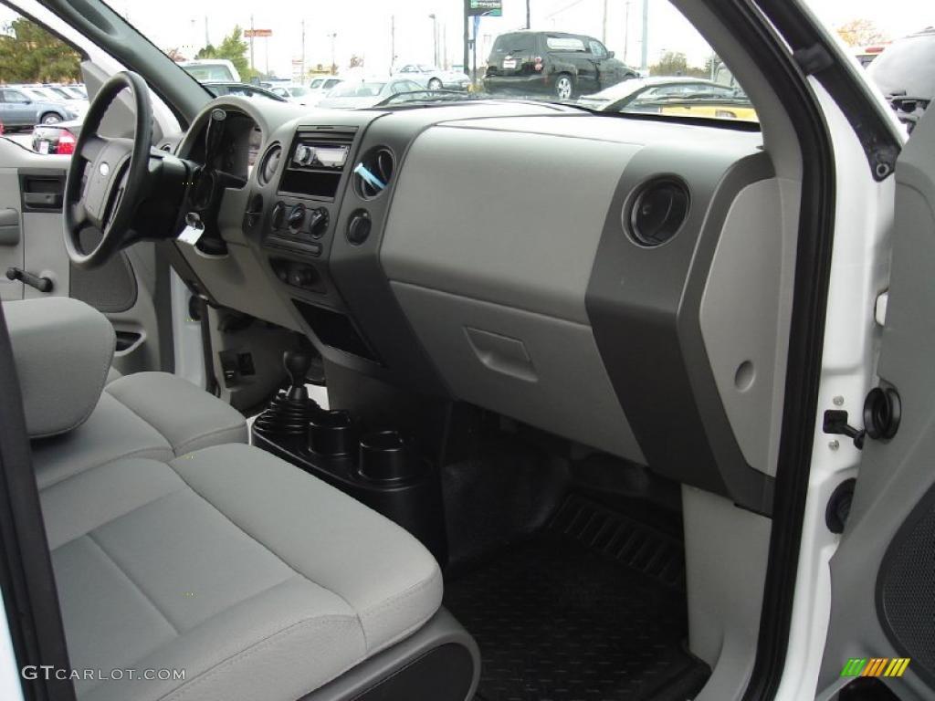 2008 Ford F150 XL Regular Cab 4x4 Interior Photo #38735732 Ideas