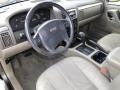 Dark Slate Gray Prime Interior Photo for 2002 Jeep Grand Cherokee #38739595