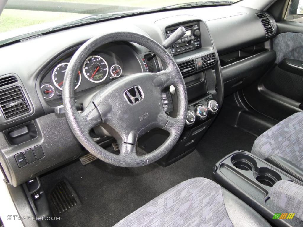 Interior honda crv 2003 images for Interior honda crv