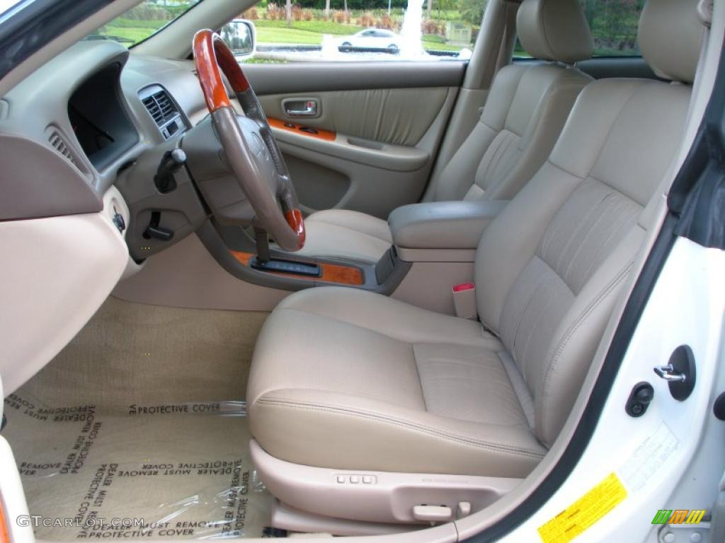 ivory interior 2001 lexus es 300 photo 38741982