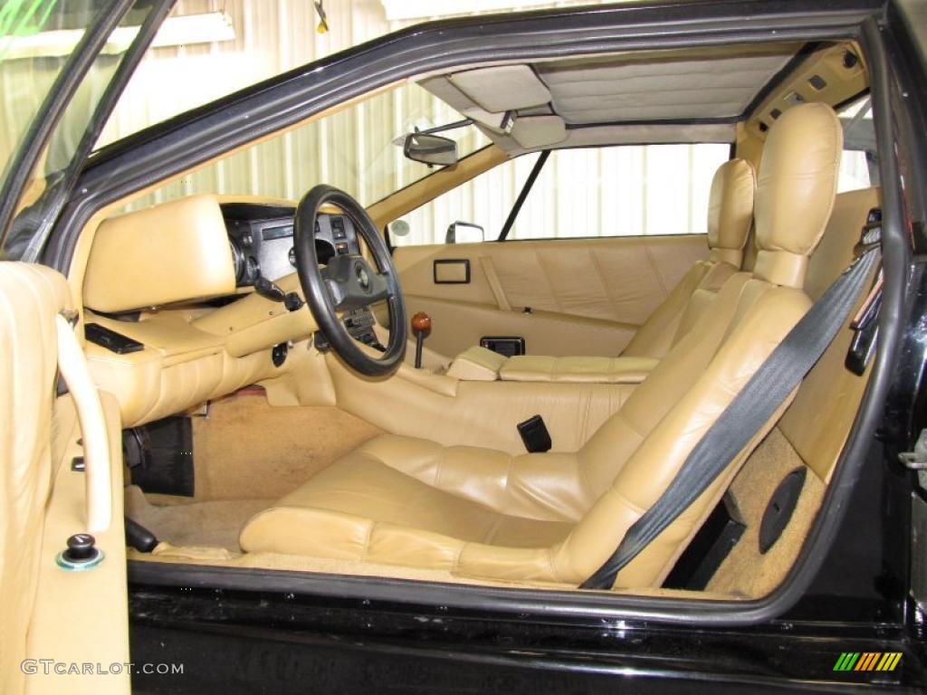 1987 Lotus Esprit Turbo Interior Photo 38742292