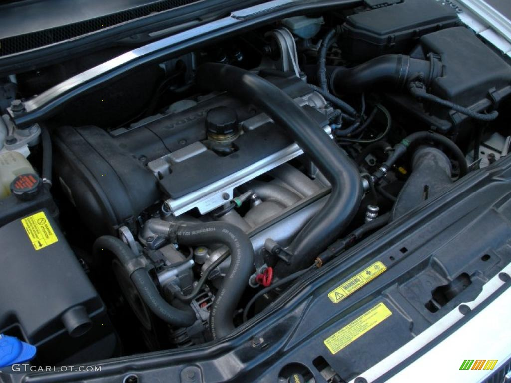 2002 Volvo V70 Engine Diagram