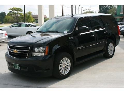 2008 chevrolet tahoe hybrid data info and specs. Black Bedroom Furniture Sets. Home Design Ideas