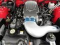 2007 Torch Red Ford Mustang GT Premium Convertible  photo #10