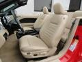 2007 Torch Red Ford Mustang GT Premium Convertible  photo #13
