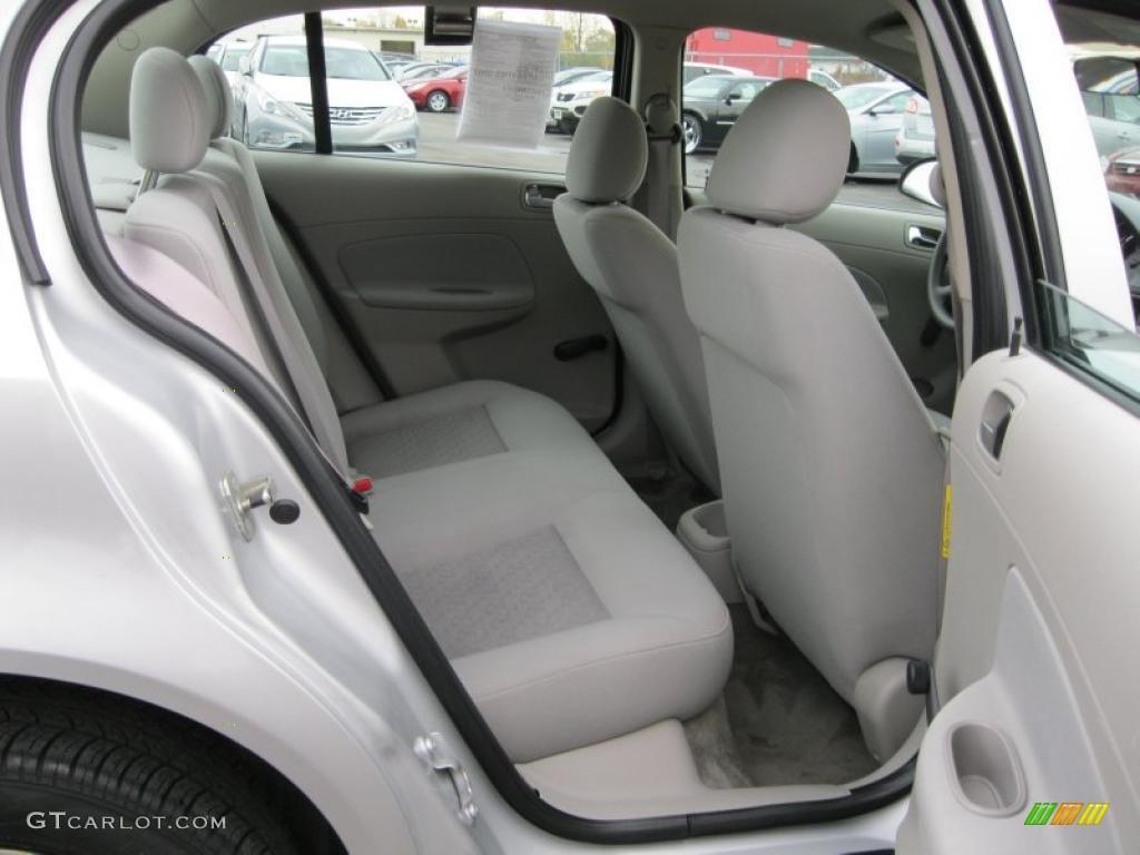 2005 chevrolet cobalt sedan interior photo 38756204