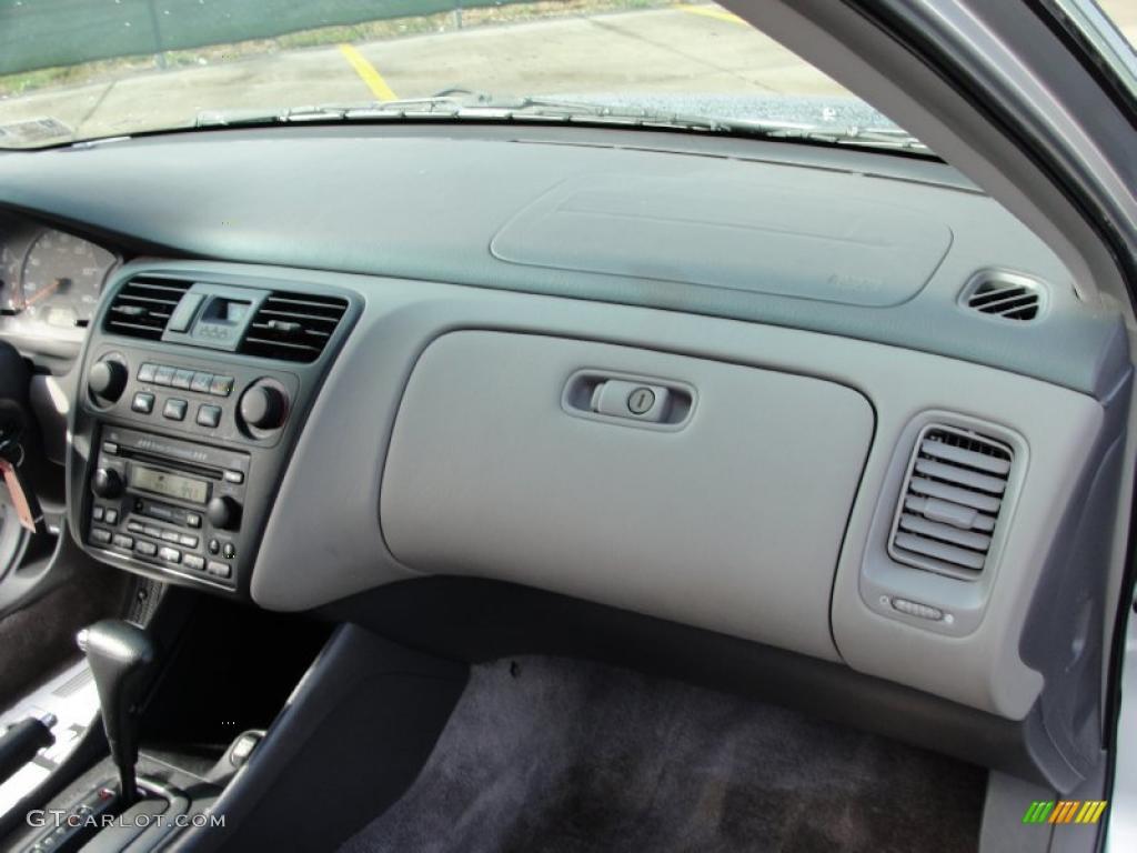 2001 Honda Accord Ex Sedan Interior Photo 38756384