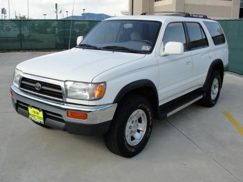 1998 toyota 4runner sr5 data info and specs. Black Bedroom Furniture Sets. Home Design Ideas
