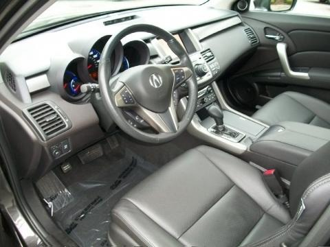 Acura  Wagon Review on Review  2010 Acura Rdx Features  Listed Prices  Invoice Sh Awd And Fwd