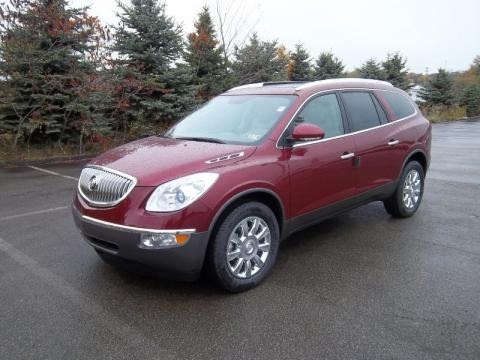 2011 Buick Enclave CXL AWD Data, Info and Specs