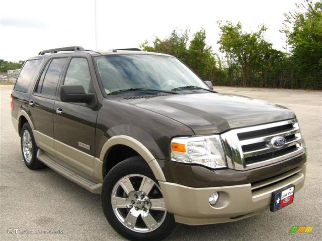 Stone Green Metallic Ford Expedition