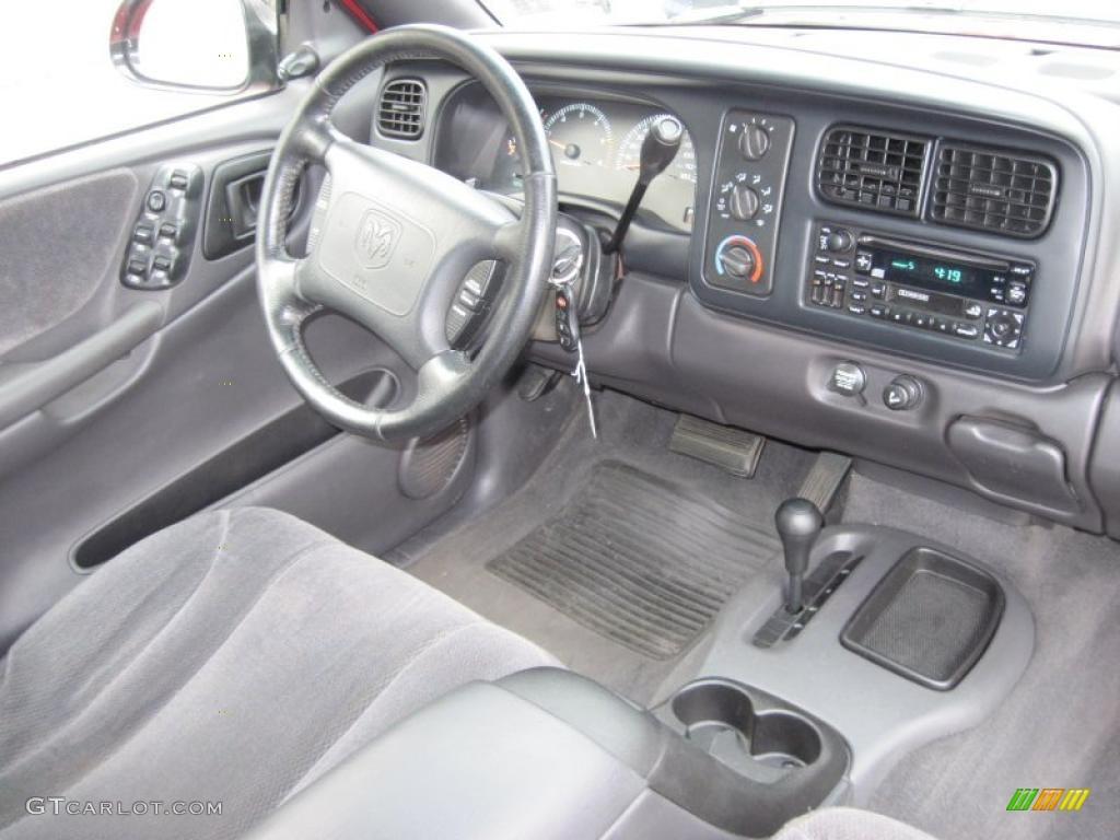 on 1996 Dodge Dakota Extended Cab