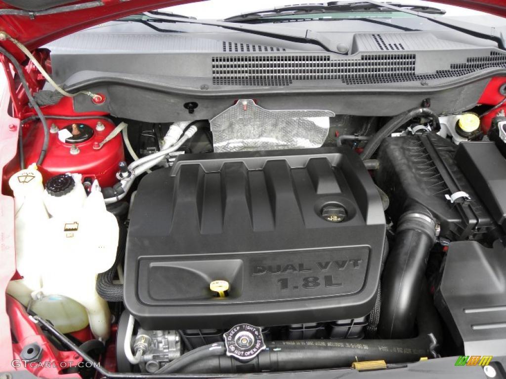 2007 Dodge Caliber Sxt 1 8l Dohc 16v Dual Vvt 4 Cylinder Engine Photo 38775799