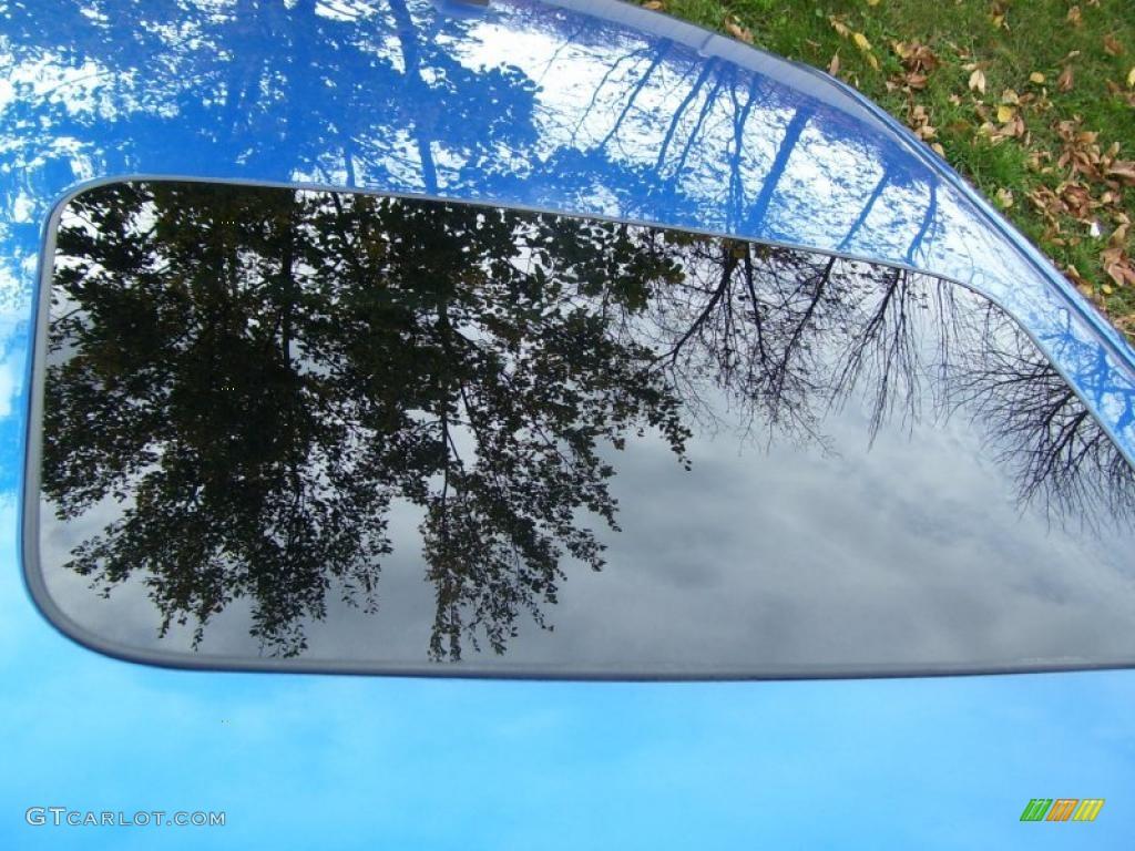 2011 Fusion SE - Blue Flame Metallic / Charcoal Black photo #5