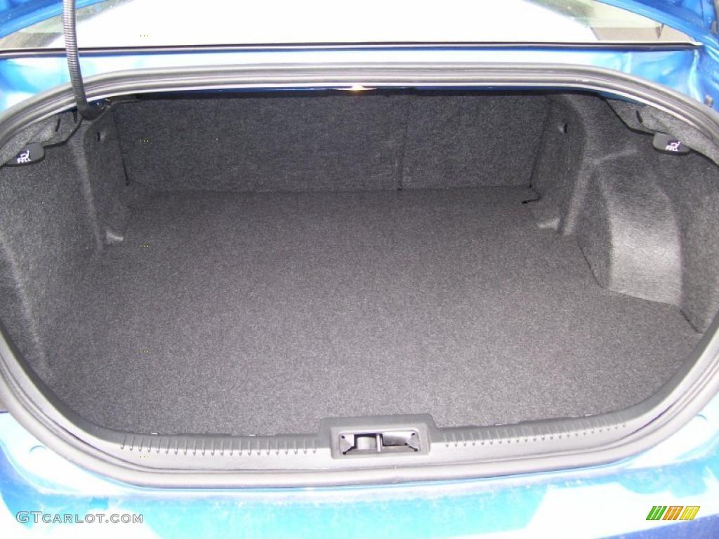2011 Fusion SE - Blue Flame Metallic / Charcoal Black photo #21