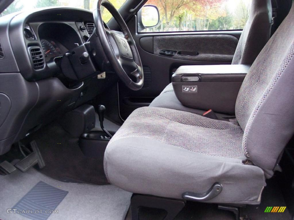 2001 dodge ram 2500 slt regular cab 4x4 interior photo. Black Bedroom Furniture Sets. Home Design Ideas