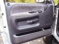 Mist Gray Door Panel Photo for 2001 Dodge Ram 2500 #38779276