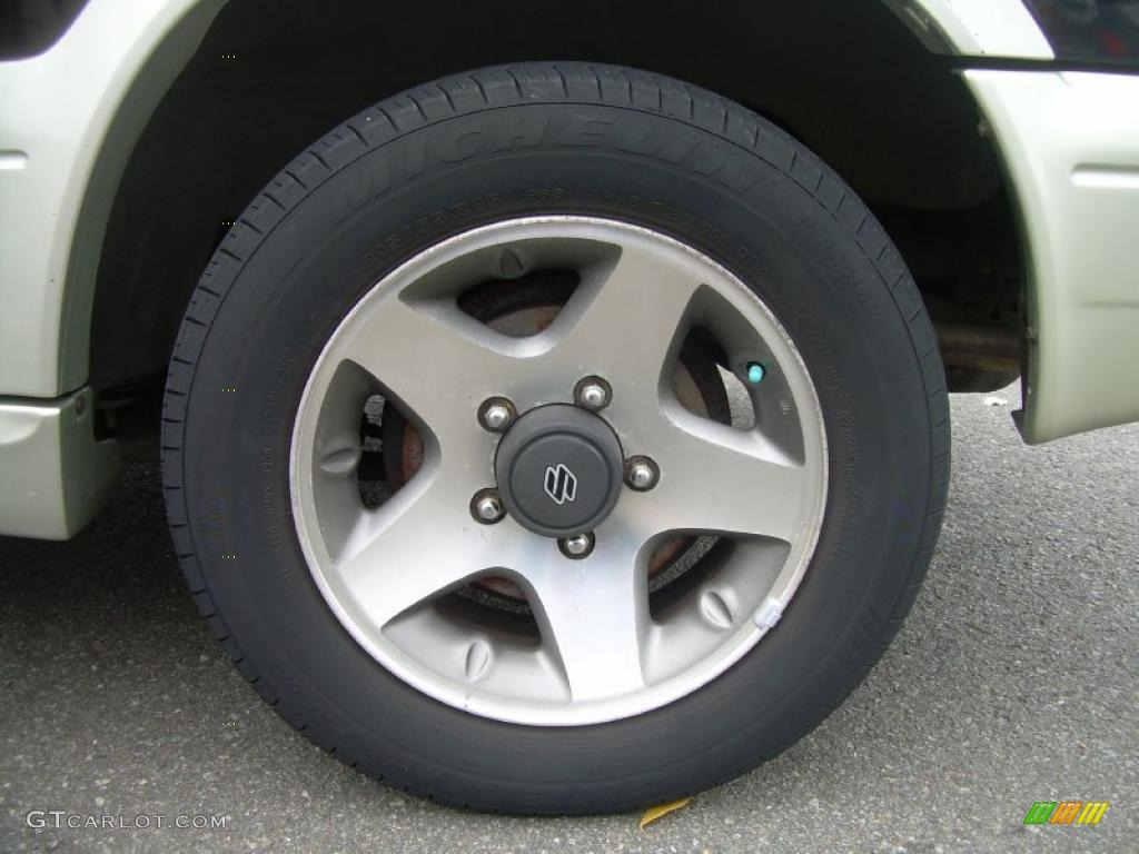 Suzuki Sidekick Sport Wheels