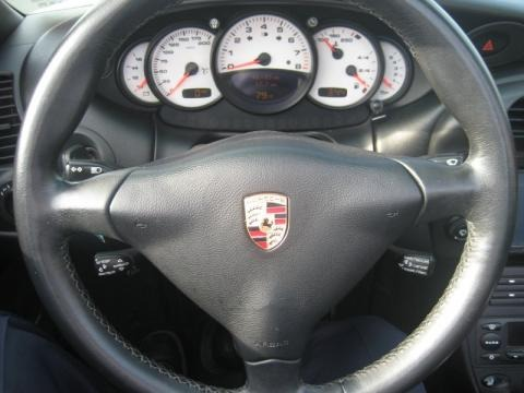 2003 Porsche 911 Carrera Cabriolet Steering Wheel