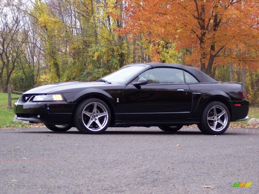 black 2001 ford mustang gt convertible exterior photo 38781413. Black Bedroom Furniture Sets. Home Design Ideas