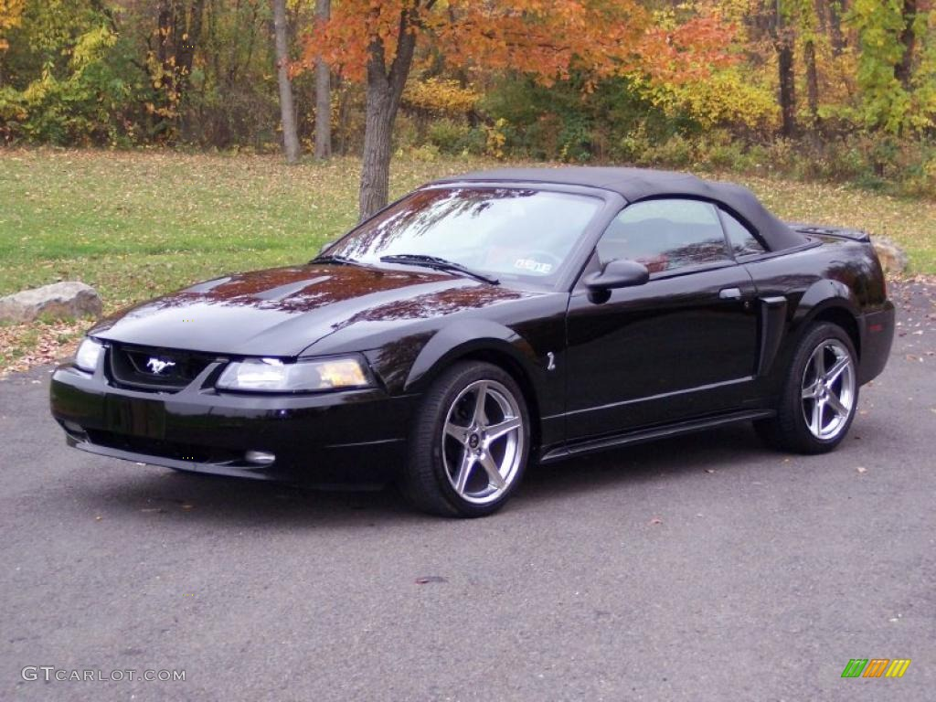 black 2001 ford mustang gt convertible exterior photo 38781453. Black Bedroom Furniture Sets. Home Design Ideas