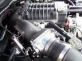 4.6 Liter Supercharged SOHC 16-Valve V8 2001 Ford Mustang GT Convertible Engine