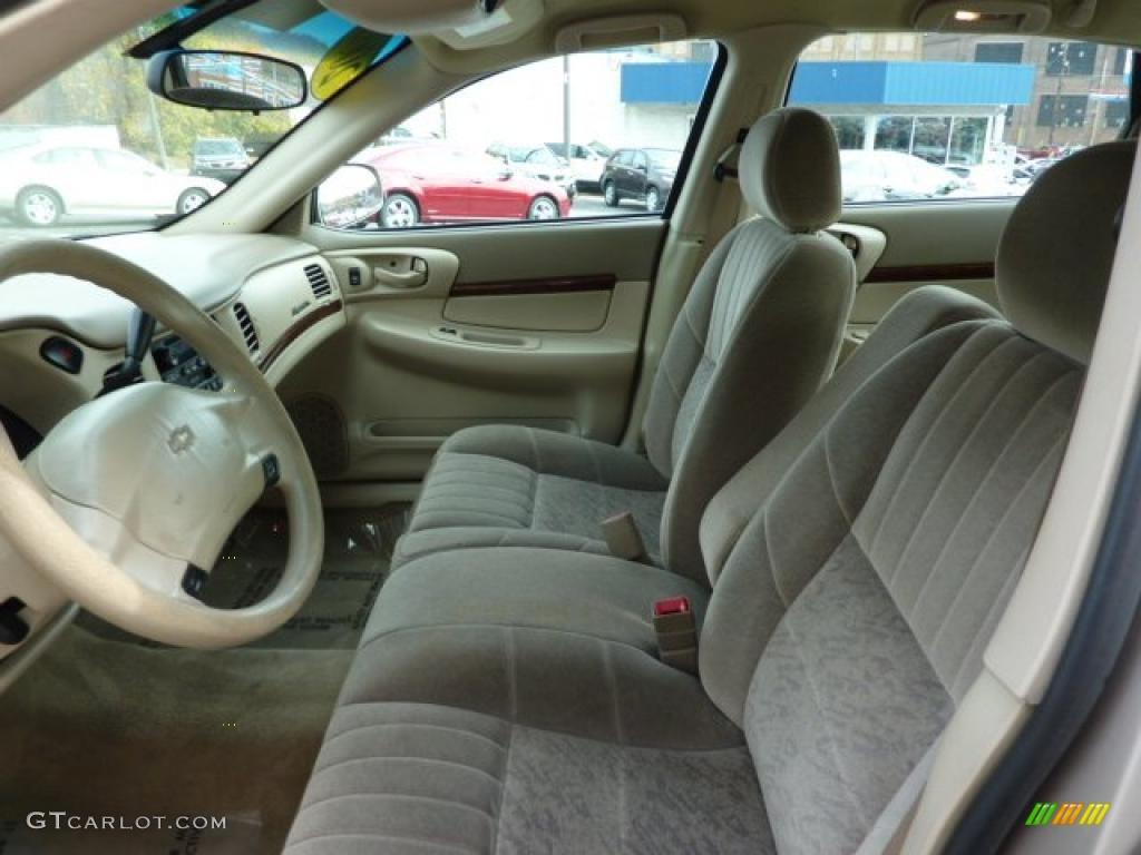 2002 Chevy Impala Interior