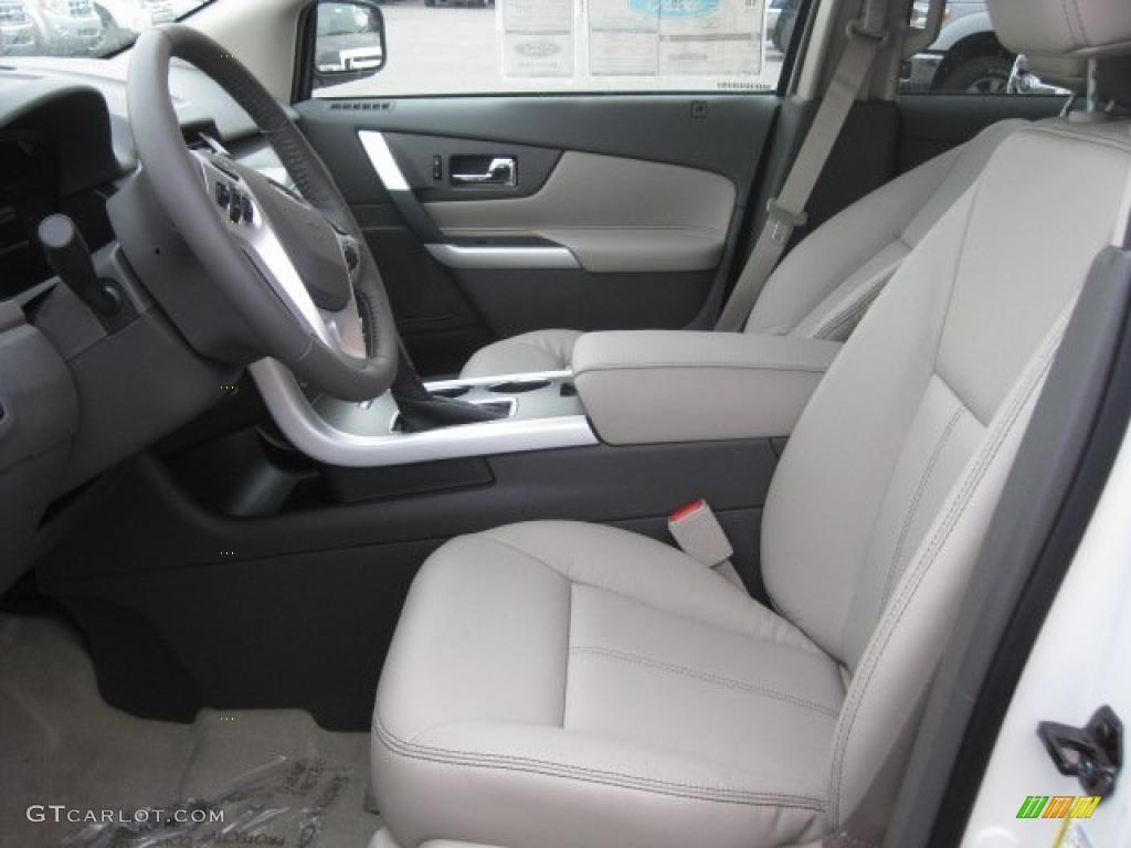 medium light stone interior 2011 ford edge sel awd photo 38790390. Black Bedroom Furniture Sets. Home Design Ideas